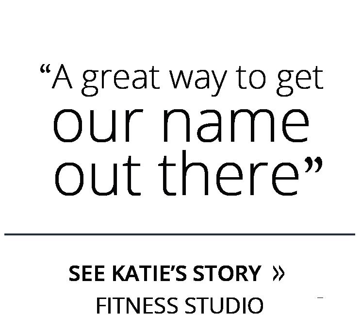 Katie fitnessstudio