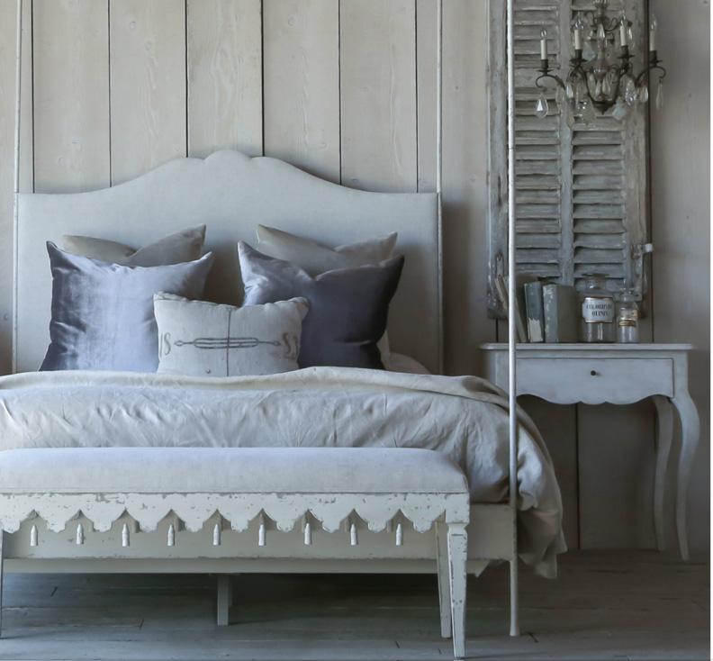 Customer bed