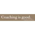 Coaching is Good