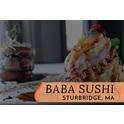 Baba Sushi Sturbridge