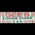 Gee's Liquor