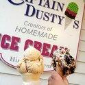 Captain Dusty's Ice Cream