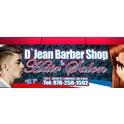 D'Jean Barber Shop- Radwing Dominguez