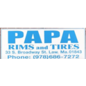 PAPA Rims and Tires